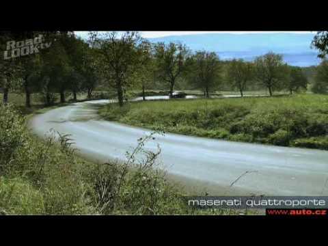 Maserati Quattroporte - Osudové rozhodnutí - Roadlook TV