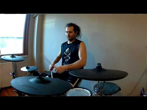 Spin Doctors - Two Princess (Drum Cover)