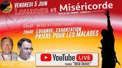 [Direct] Louange et Miséricorde depuis Rennes avec les Pères Gilles Ferant et Benoit-Marie Berger