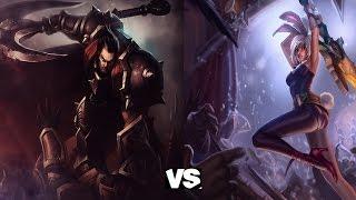 Mudjaco Darius vs Riven Top 10 BEST FIRST BLOOD!