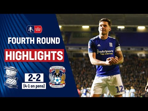 Late Extra-Time Drama & Penalties! | Birmingham 2-2 Coventry (4-1 on pens) | Emirates FA Cup 19/20