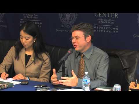 David Palmer on Religious Pluralism in Modern China