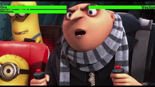 despicable me 2 trailer