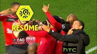 EA Guingamp - Dijon FCO (4-0)  - Résumé - (EAG - DFCO) / 2016-17