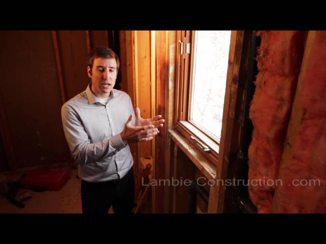 Fix Leaky Windows - Lambie Construction of Halifax