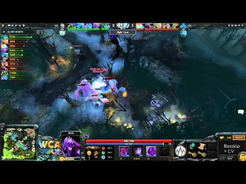 VG vs Cloud9 - WCA 2014 LAN LB Round 3 - Game 3
