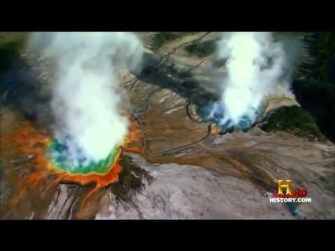 volcan de yellowstone 1 de 5