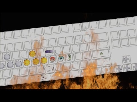 Keyboard on Melee