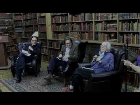 Renata Adler & David Shields with Lucas Wittman