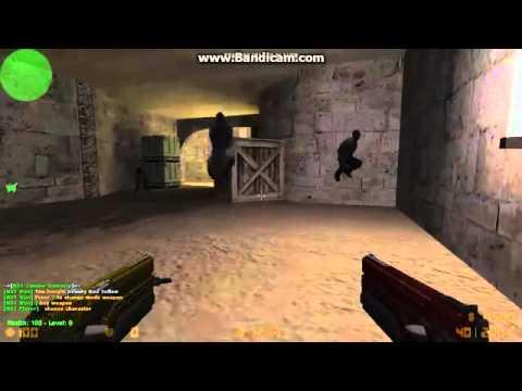 Обзор на игру Counter Strike Xtreme V6