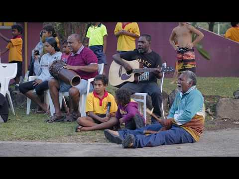 Yarrabah Music Festival: Mixing Music And Language