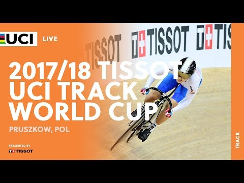 2017-18 Tissot UCI Track World Cup – Pruszkow (POL)