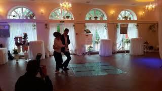 Танец из Криминального чтива Ума Турман и Джон Траволта у нас на свадьбе