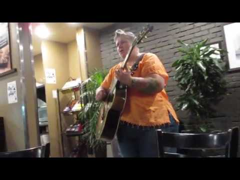 """Amy Bishop """"GIVE ME ONE REASON"""" (Tracy Chapman cover)"""