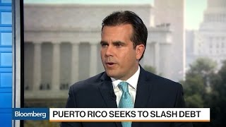 Puerto Rico Governor Says He's Open to Bondholder Negotiations