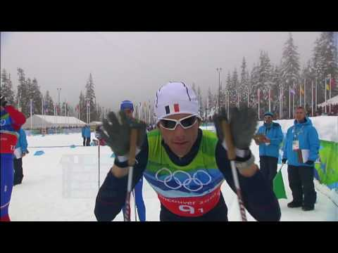 Cross Country Skiing Team Relay 4x10km Full Event   Vacouver 2010 Olympics