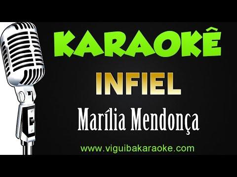 🎤 Infiel - Marília Mendonça - Karaokê