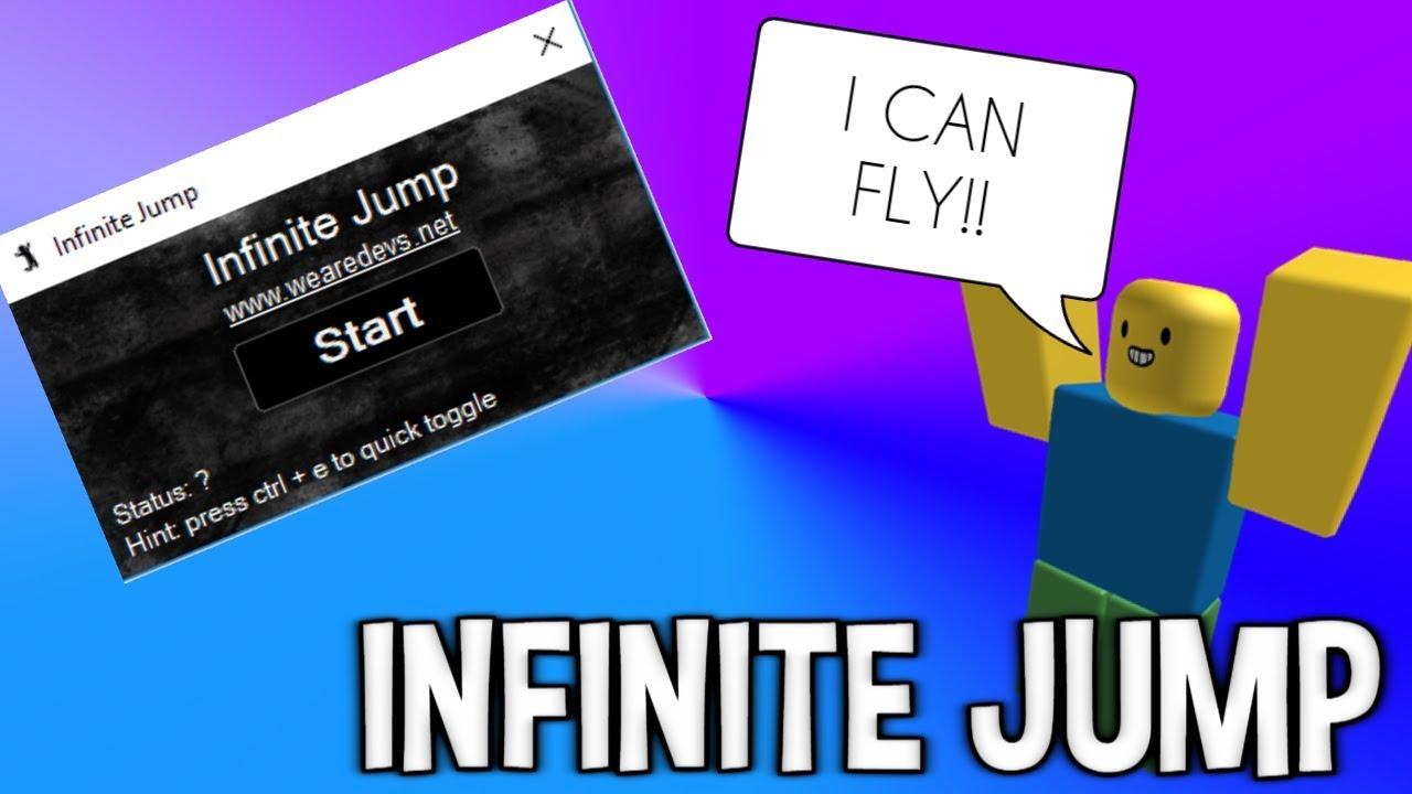✔️ ROBLOX FLY HACK INFINITE JUMP V 2 READ DESC ✔️