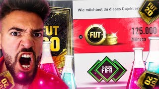 EXPERIMENT: 750€ in 125k PACKS das bekommst du... FIFA 20 Black Friday 🔥🔥