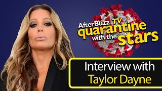 How Taylor Dayne is Surviving the Quarantine! | AfterBuzz TV