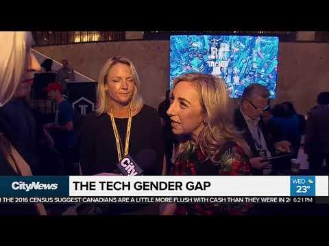 Lack of women a glitch in Toronto's tech market