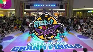 Freestylers Laguna - Shuddup N' Dance 2018 Showcase 1st Runner Up