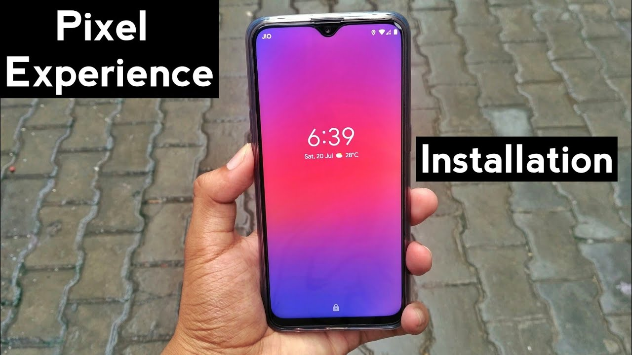 Install Pixel Experience ROM On RealMe 3 PRO Easily! 😎 🔥