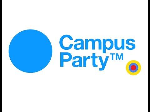Campus Party Cali, Colombia 2014 #CPCO7 - Tiempo Real, de Verdad!