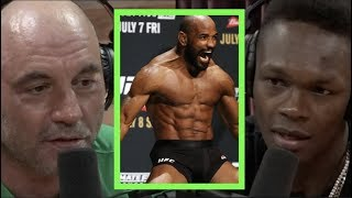 Stylebender Wants to Fight Yoel Romero | Joe Rogan