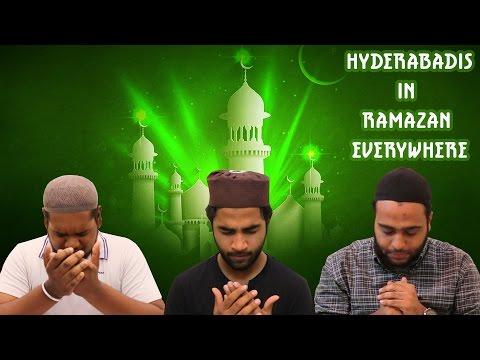 Hyderabadis In Ramazan Everywhere | Kantri Guyz