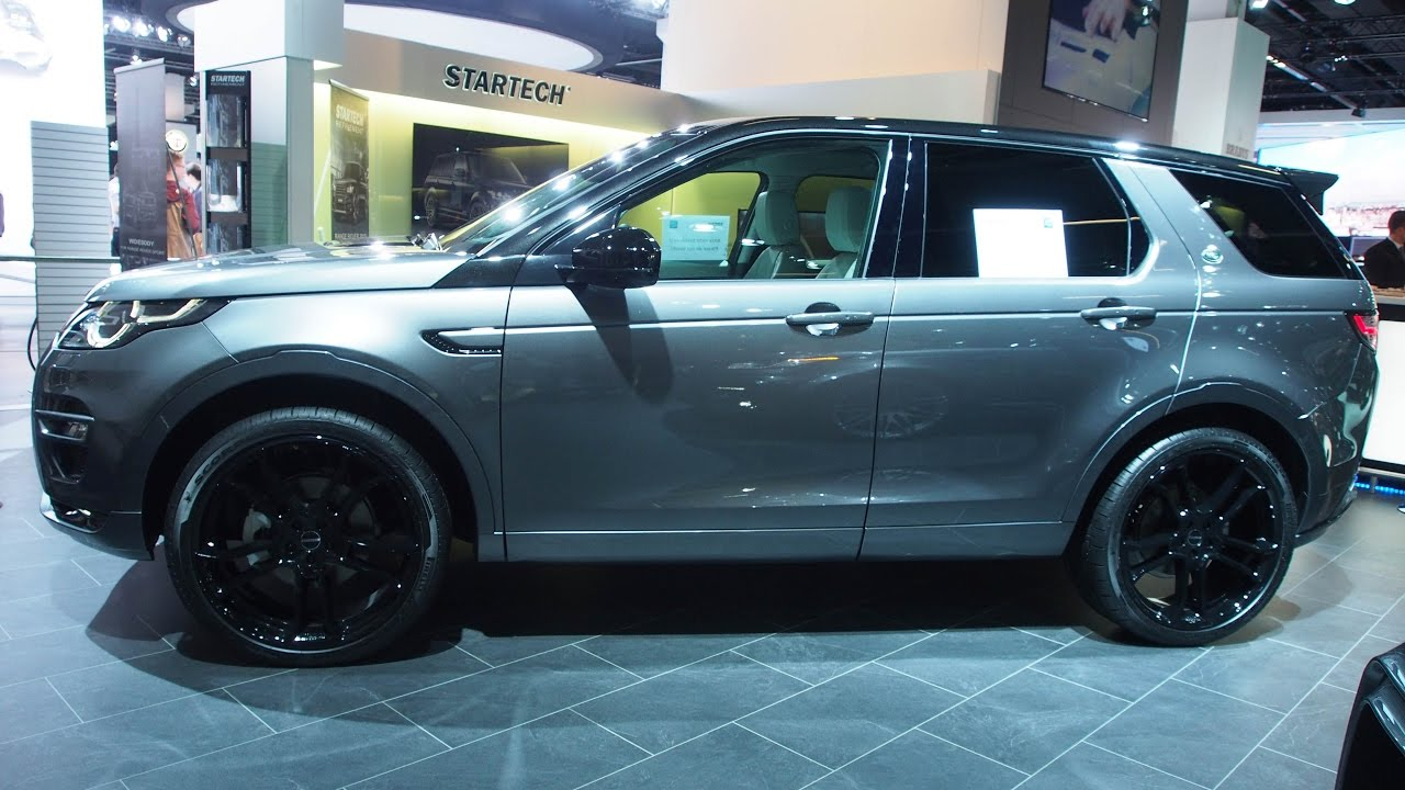 2016 Startech Land Rover Discovery Sport 2 2 Hse Sd4