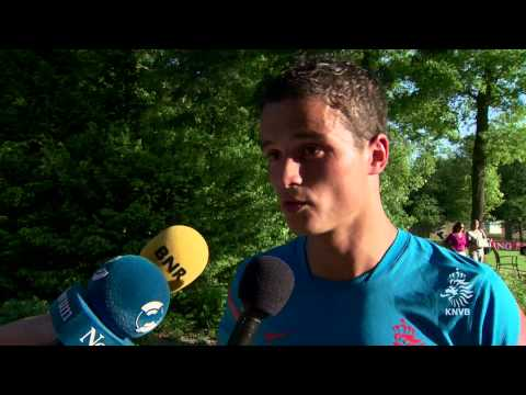 28-5-12: Interview Ibrahim Afellay