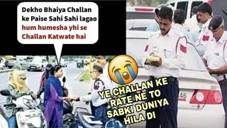 Indian Traffic New Rules || People Reaction After New Traffic Rules || Kal ka londa
