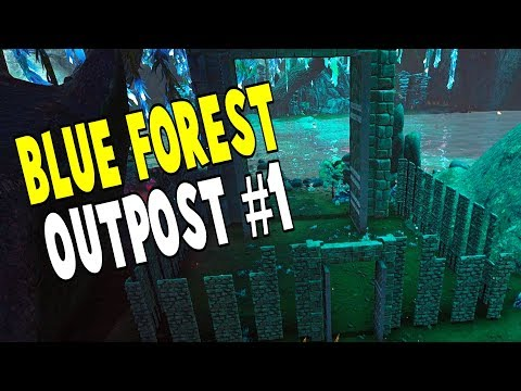 Automatic Farmer and Forward Outpost #1 | ARK Aberration | TheOtherGuys Server | E18