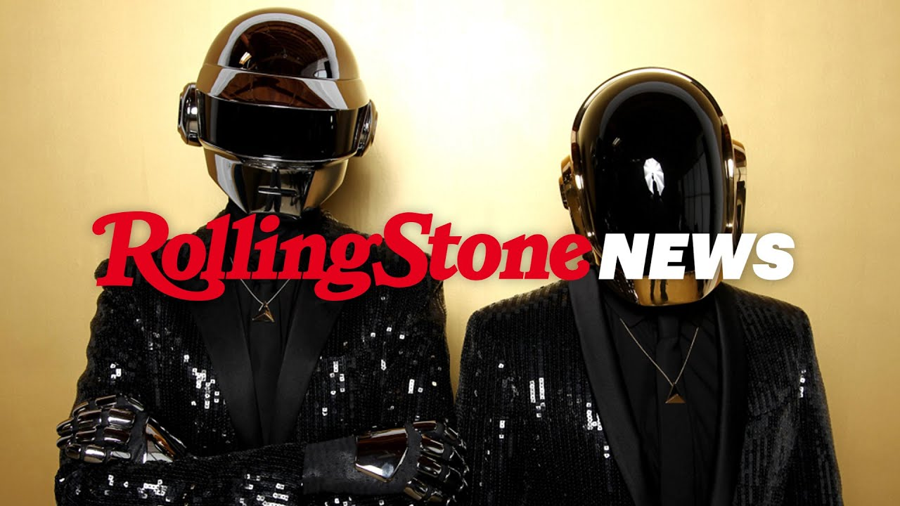 Daft Punk Break Up | RS News 2/23/21