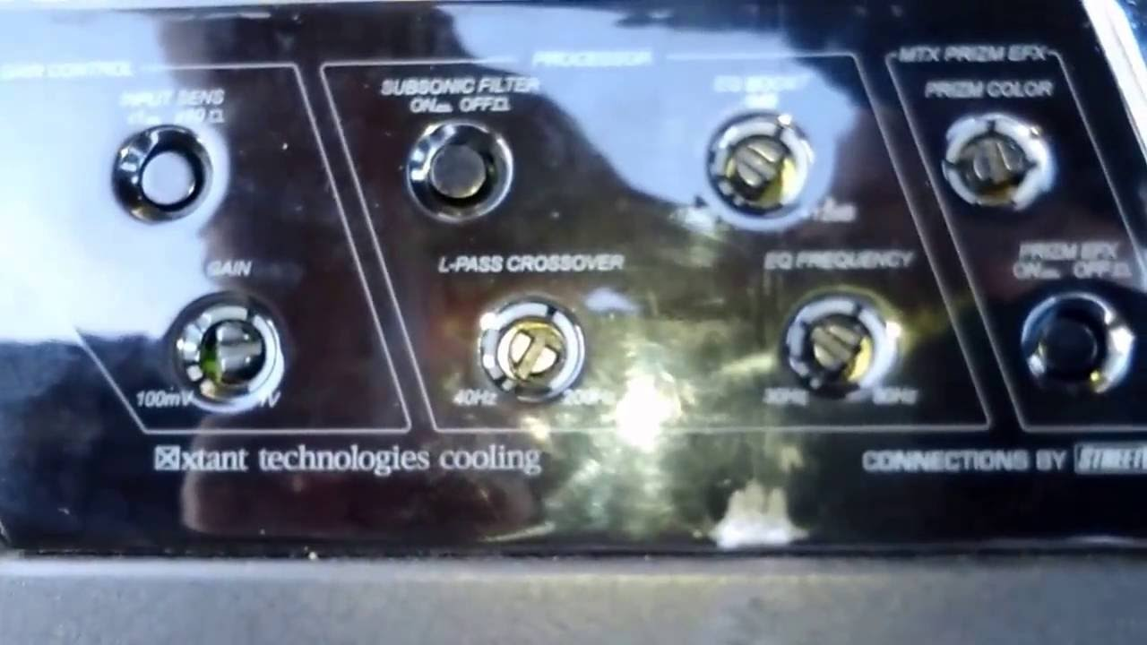 maxresdefault mtx audio thunder 5601 amplifier review youtube mtx 1501d wiring diagram at gsmportal.co