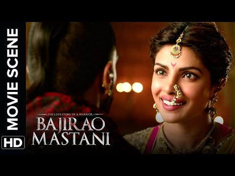 Priyanka Welcomes Ranveer Home | Bajirao Mastani | Movie Scene