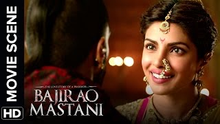 Priyanka Welcomes Ranveer Home | Bajirao Mastani | Movie Scene thumbnail