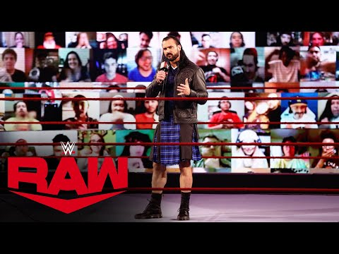 Drew McIntyre aims to take out King Corbin on path to Bobby Lashley: Raw, Apr. 5, 2021