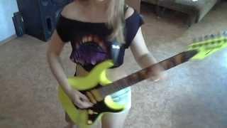 Ekaterina Biricheva - All I was cover by Mark Tremonti