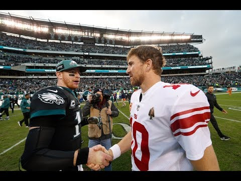 Eagles back in NFC East race after win vs. Giants
