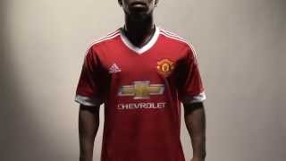 CLOSER LOOK: The adidas Manchester United 2015/16 Home Jersey