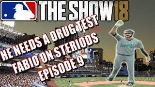 BEST GAME EVER! MOST HOMERUNS ROAD TO THE SHOW 18 EPISODE 9 (MLB 18 THE SHOW RTTS GAMEPLAY)