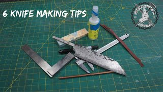 6 Must Try Knİfe Making Tips
