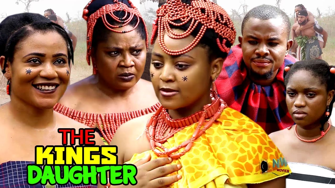 Download THE KINGS DAUGHTER SEASON 5&6 - REGINA DANIELS 2021 LATEST NIGERIAN NOLLYWOOD MOVIE