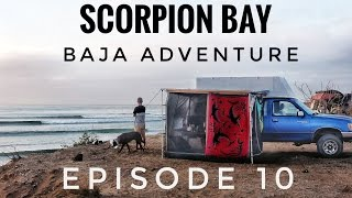 overlanding-mexico-and-central-america-scorpion-bay-baja-adventure-travel-vlog-ep-10