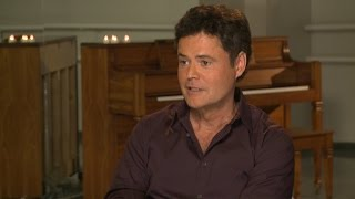 Donny Osmond Opens Up About Scary Throat Surgery That Risked His Voice