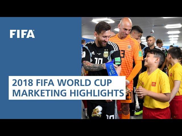 2018 FIFA World Cup™ - Marketing Highlights