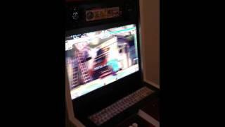 Homemade Vewlix Arcade Cabinet
