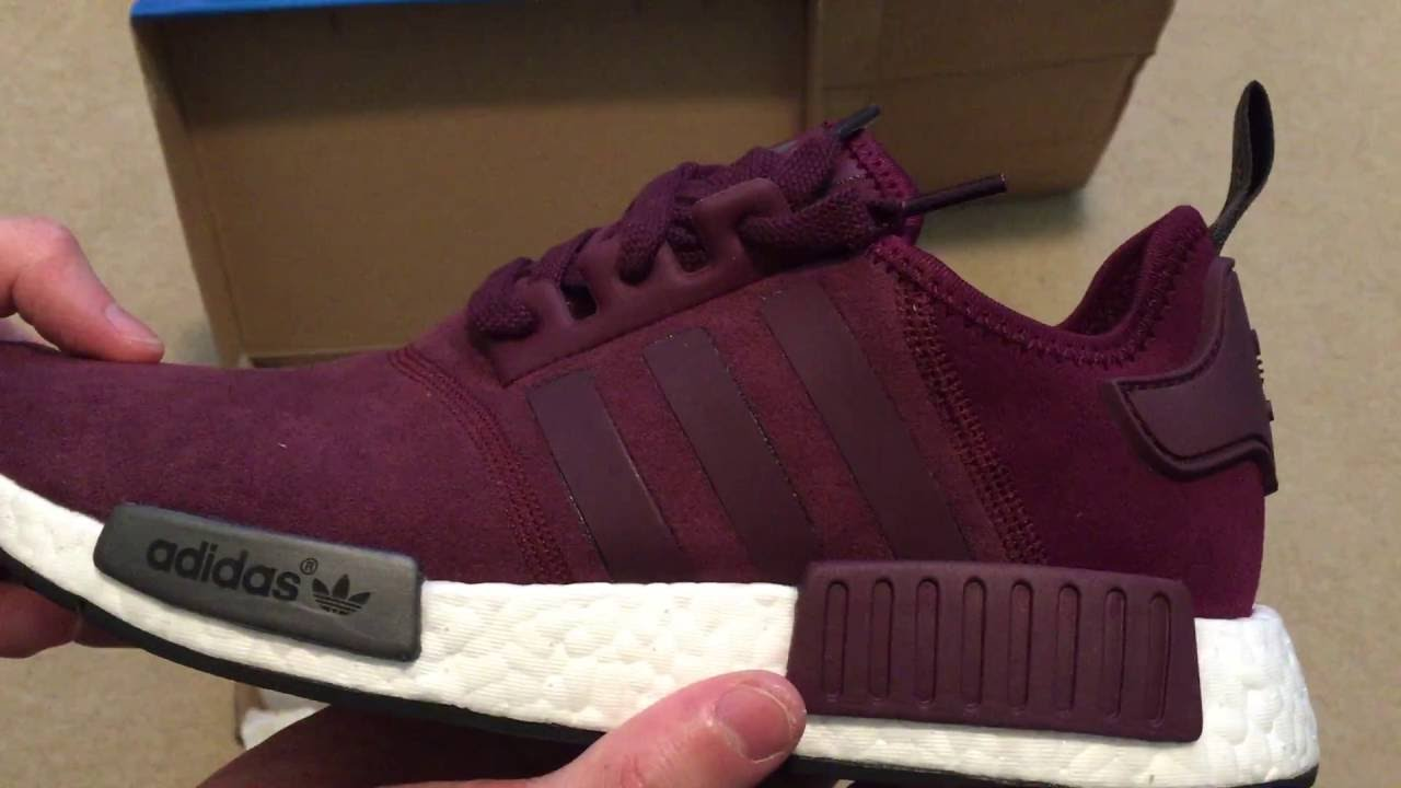 Buy cheap adidas originals nmd Donna purple >a off50
